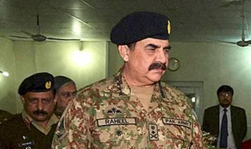 Pakistan former Army chief Gen Raheel Sharif to speak at annual meeting of WEF