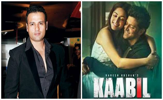 Kaabil: Initially declined to play negative character in movie over doubt on acting credentials, says Rohit Roy