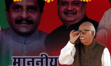 Advani says he feels sad that Karachi and Sindh are not parts of India anymore