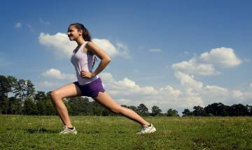 20 minutes of exercise may help fight inflammation in body