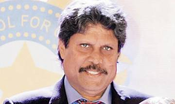 Kapil Dev inducted into Legends Club 'Hall of Fame' at Cricket Club of India