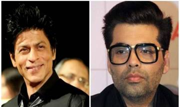 Shah Rukh Khan on Karan Johar: Only person apart from my family who can figure out what I am feeling