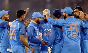 Yuvraj, Dhoni's batting heroics give 'Blue Brigade first ODI series win under 'Captain Kohli'