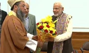 PM Modi meets delegation of Muslim Ulemas and intellectuals, hails Indian youth for resisting radicalisation