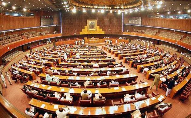 A general view of the Parliament house of Pakistan. (File Photo)