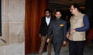 Ousted BCCI Chief Anurag Thakur elected President of Himachal Pradesh Olympic Association