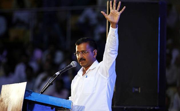 File photo of Delhi Chief Minister Arvind Kejriwal (Pic: Getty)