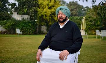 Will give massive thrashing to Badal for atrocities on Dalits, says Amarinder
