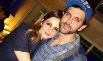 Kaabil: Sussanne Khan praises former husband Hrithik Roshan's performance