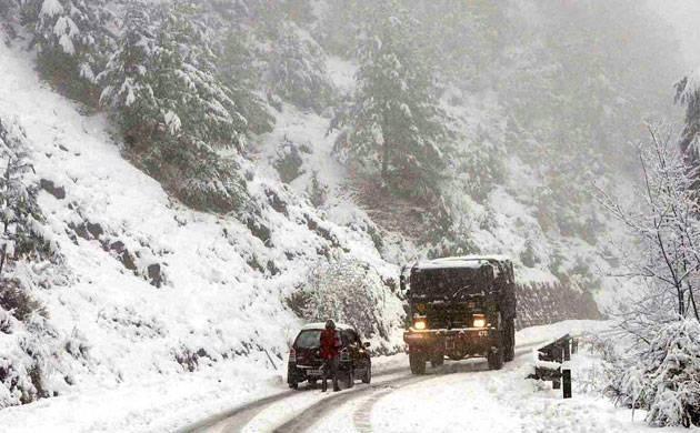 National Highway In Kashmir