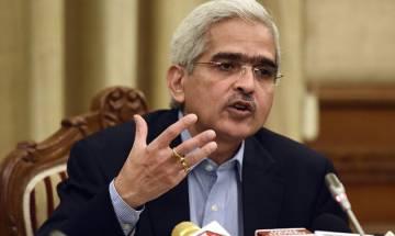 Government extends service of Economic Affairs Secretary Shaktikanta Das by 3 months