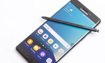 Samsung confirms there was problem with Galaxy Note 7 batteries