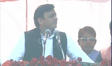 Video | UP Polls 2017: People lost lives due to demonetisation, says Akhilesh Yadav at Sultanpur rally