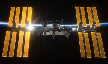 International Space Station sighting: Go out for a stroll and spot a bright thing in the sky