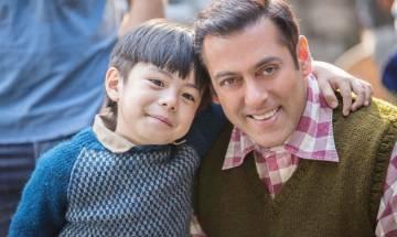 'Tubelight' diaries: Salman Khan introduces his little co-star