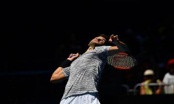 Grigor Dimitrov overpowers David Goffin in straight sets to clinch semifinal berth in Australian Open