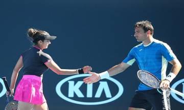 Sania Mirza-Ivan Dodig pair seal sensational win against Bopanna-Dabrowski pair in Australian Open quarterfinals