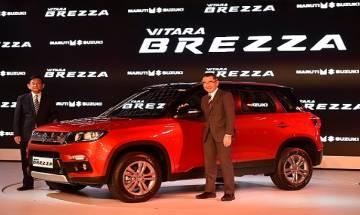 Maruti Suzuki India's Dec quarter standalone net profit surges 47.46 per cent to Rs 1,744.5 crore