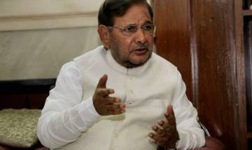 NCW issues notice to Sharad Yadav for his disparaging remark on women