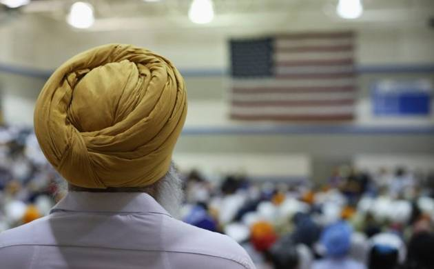 Sikh man targeted in US; theft at his restaurant, 'terrorist' written on wall (Representational Pic: Getty)