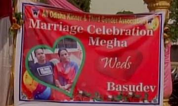 Odisha: Transgender woman gets married to a man in Bhubaneswar