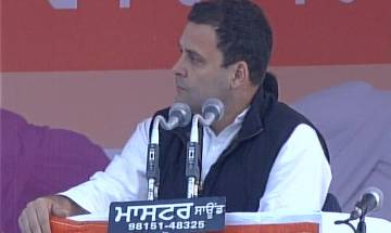 Rahul Gandhi in Bathinda: Corruption by Akalis, BJP in Punjab is unparalleled nationwide