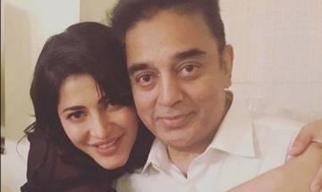 'Bapu' Kamal Haasan's birthday wish for daughter Shruti is too adorable!