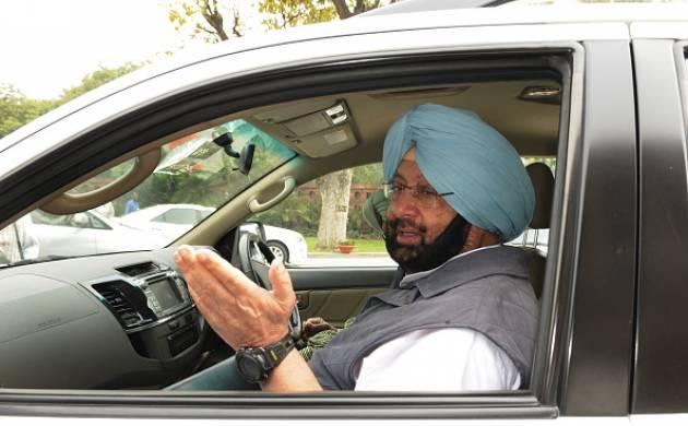 Captain Amarinder Singh (source: Getty)