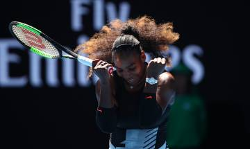 Australian Open Women's final: Serena Williams beats Venus Williams 6-4, 6-4 to clinch record 23rd Grand Slam title