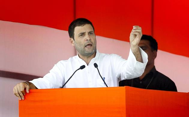 Rahul Gandhi (source: Getty)