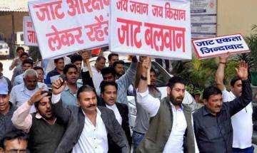 Jat group threatens to carry on quota stir till govt gives assurance in written