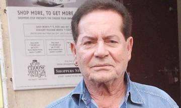 Salim Khan condemns 'Padmavati ruckus' says 'it is matter of shame'