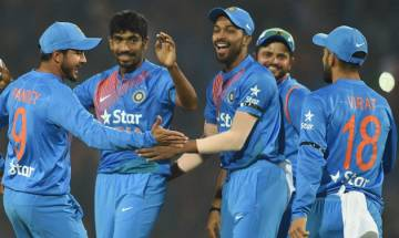 India vs England second T20: Bumrah's last over heroics help India clinch thriller by 5 runs