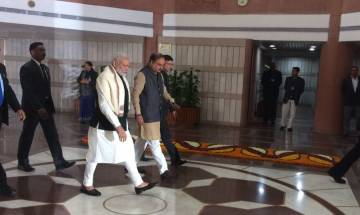 Live | All-party meet ahead of Union Budget 2017: PM Modi urges opposition for effective meet