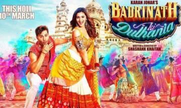 Varun Dhawan, Alia Bhatt release teaser of 'Badrinath Ki Dulhania'
