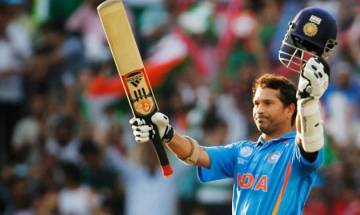 India are favourites but can't take Aussies lightly: Sachin Tendulkar