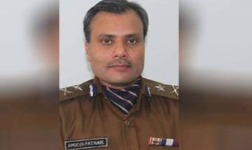 Amulya Patnaik takes charge as commissioner of Delhi Police today