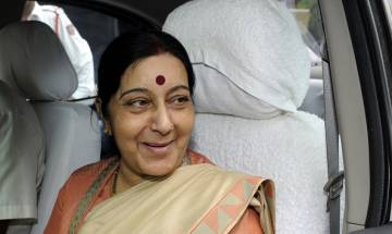 External Affairs Minister Sushma Swaraj assures help to distressed Indian student admitted in Georgia hospital