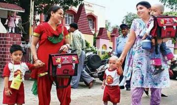 """Nursery admissions 