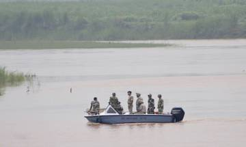 Border Security Force seizes one more Pakistani fishing boat near Sir Creek in Kutch district
