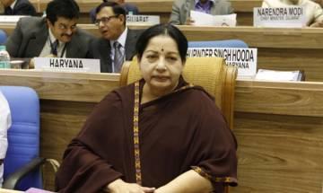 AIADMK asks govt to confer Bharat Ratna to former TN CM J Jayalalithaa