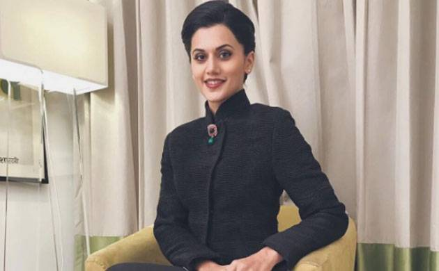 Taapsee Pannu admits to have a celebrity crush on John Abraham, Hrithik Roshan
