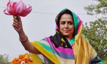 UP assembly polls: Hema Malini says SP govt hampering development in Mathura