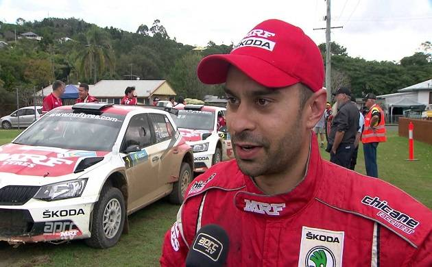 Five-time National Rally Champion Gaurav Gill (source: youtube)