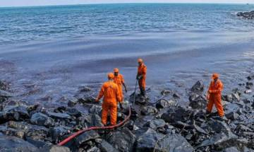 Chennai oil spill: NGT to hear plea for compensation and seizure of vessels