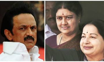 People did not vote for anyone from Jayalalithaa's household to be CM: DMK Working President M K Stalin