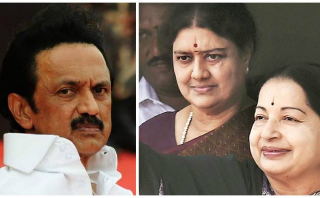 People did not vote for anyone from Jayalalithaa's household to be CM: MK Stalin (File Photo)