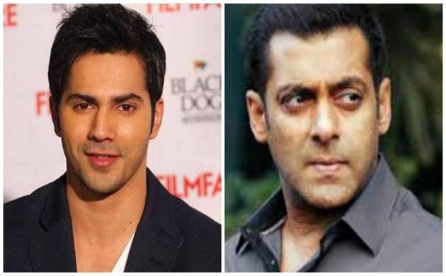 Varun Dhawan tells Salman Khan got upset with him for calling him uncle