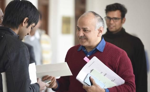 Delhi Education Minister Manish Sisodia (source: Getty)