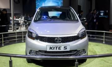 Tata Motors soon to launch new compact sedan Tigor based on Kite 5 concept